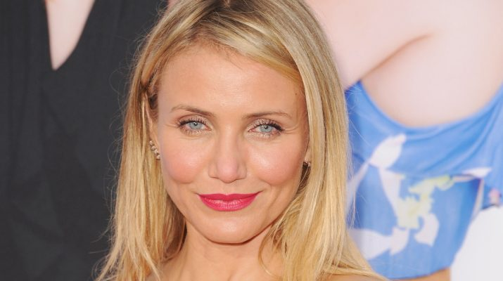 """WESTWOOD, CA - APRIL 21:  Actress Cameron Diaz arrives at the Los Angeles Premiere """"The Other Woman"""" at Regency Village Theatre on April 21, 2014 in Westwood, California.  (Photo by Jon Kopaloff/FilmMagic)"""